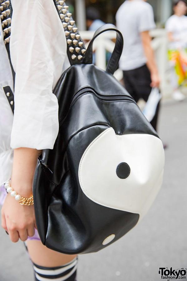 Glad News Yin Yang Backpack