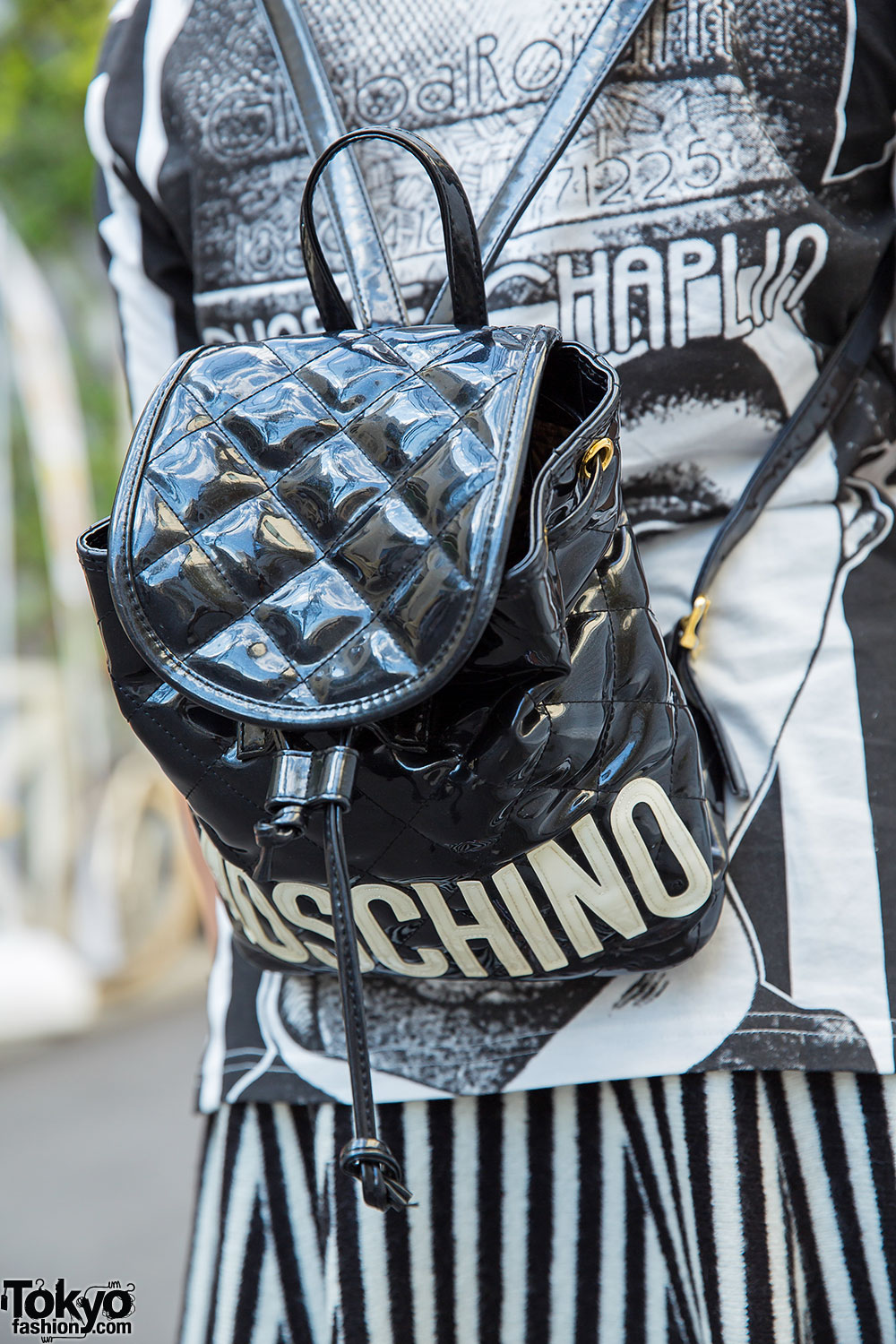 Panda x Charlie Chaplin, Moshino & Darth Vader Fashion in