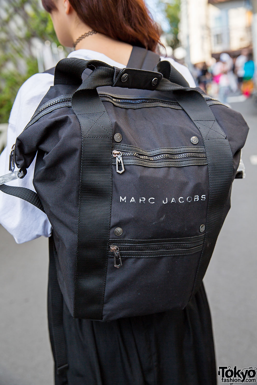 Monochrome Outfits Amp Large Rucksacks W Porter Marc By