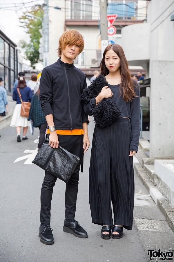 Dark Harajuku Styles w/ Christian Dada, i tokyo me & Lad Musician