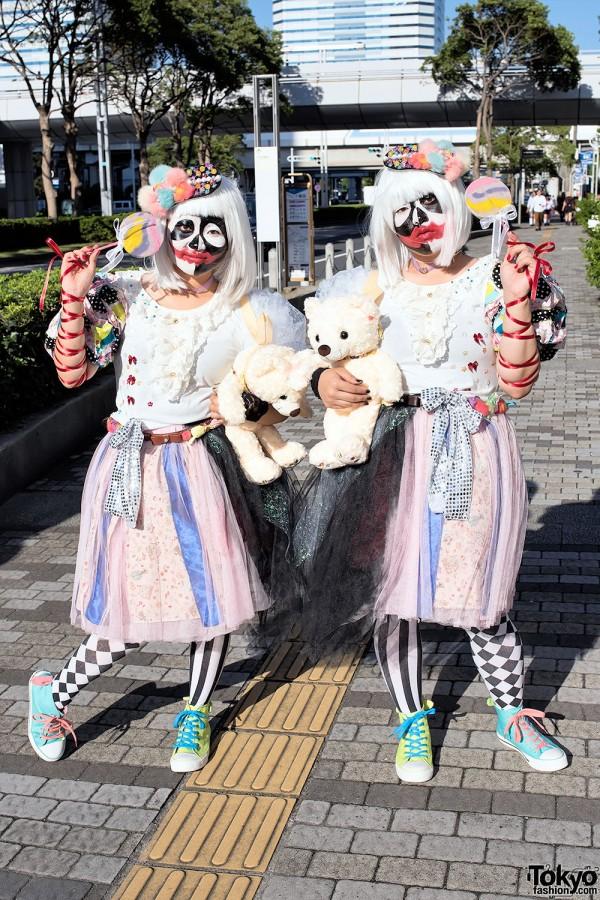 Vamps Halloween Costume Party in Tokyo (1)