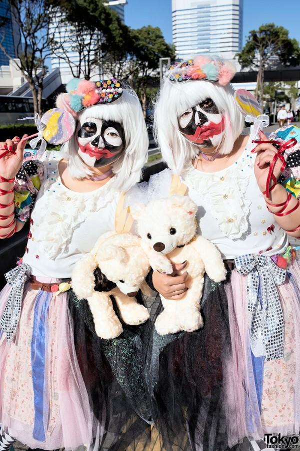 Vamps Halloween Costume Party in Tokyo (2)