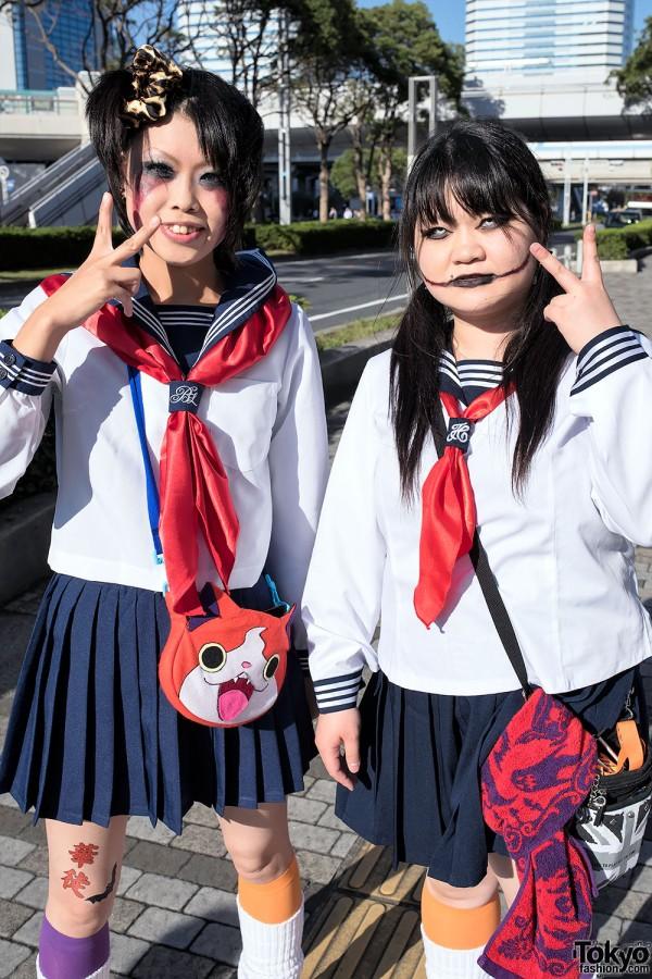 Vamps Halloween Costume Party in Tokyo (4)