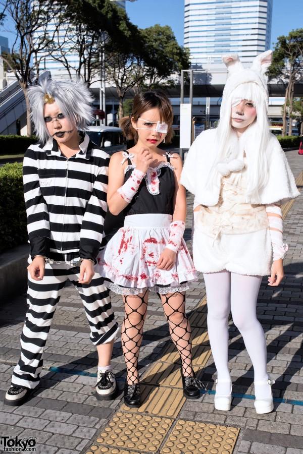 Vamps Halloween Costume Party in Tokyo (5)