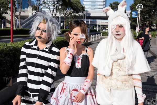 Halloween in Japan 2014 – Costume Pictures & Video
