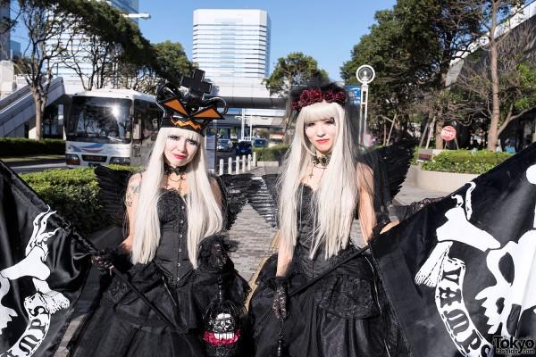 Vamps Halloween Costume Party in Tokyo (8)
