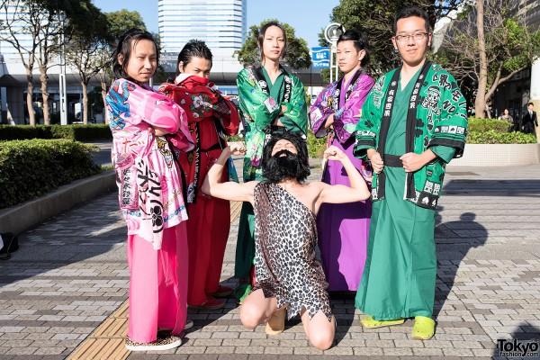 Vamps Halloween Costume Party in Tokyo (9)