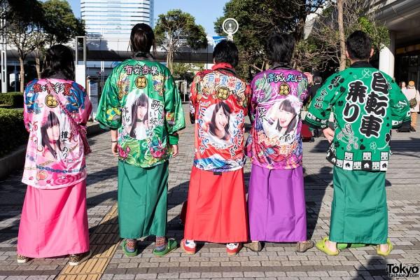 Vamps Halloween Costume Party in Tokyo (11)