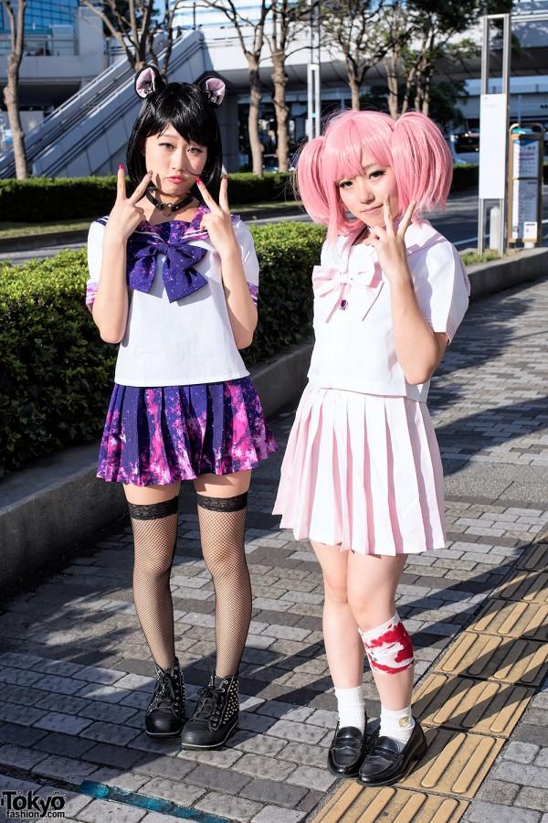 Vamps Halloween Costume Party in Tokyo (12)