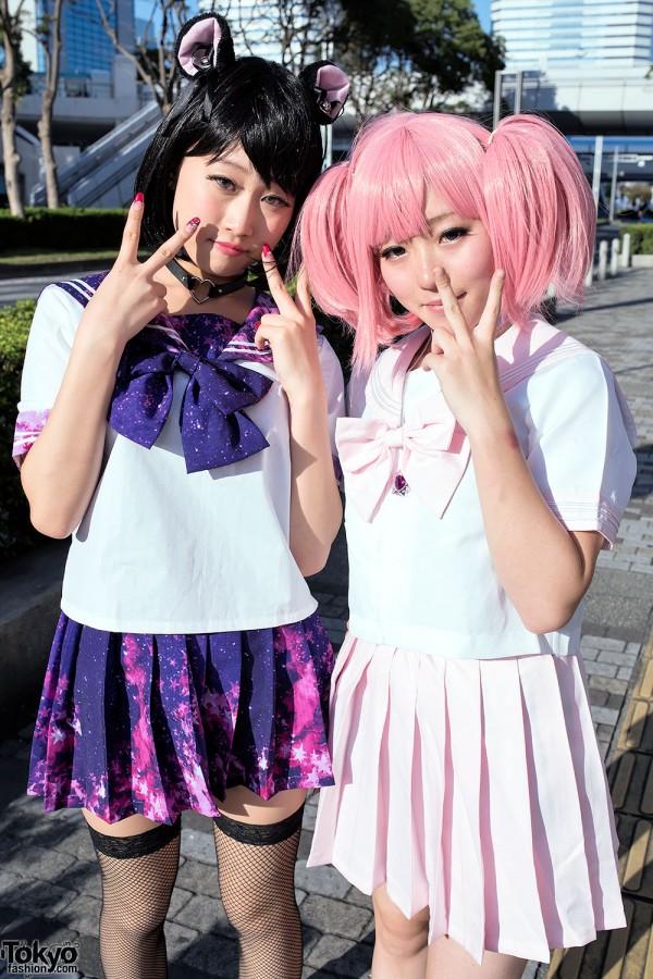 Vamps Halloween Costume Party in Tokyo (13)