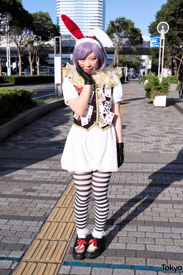 Vamps Halloween Costume Party in Tokyo (14)