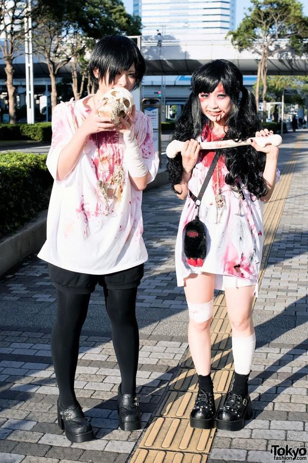 Vamps Halloween Costume Party in Tokyo (18)