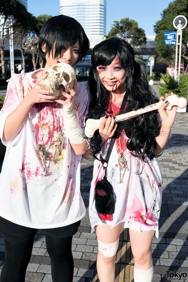 Vamps Halloween Costume Party in Tokyo (19)