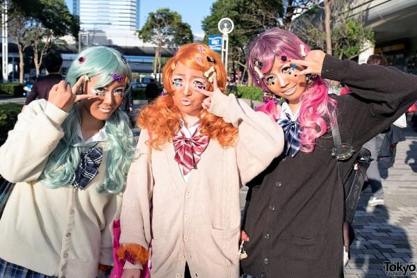 Vamps Halloween Costume Party in Tokyo (21)