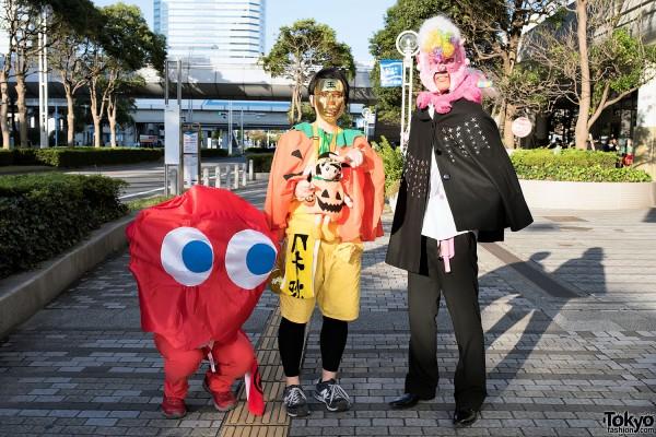 Vamps Halloween Costume Party in Tokyo (22)