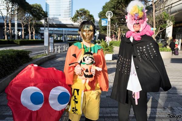 Vamps Halloween Costume Party in Tokyo (23)
