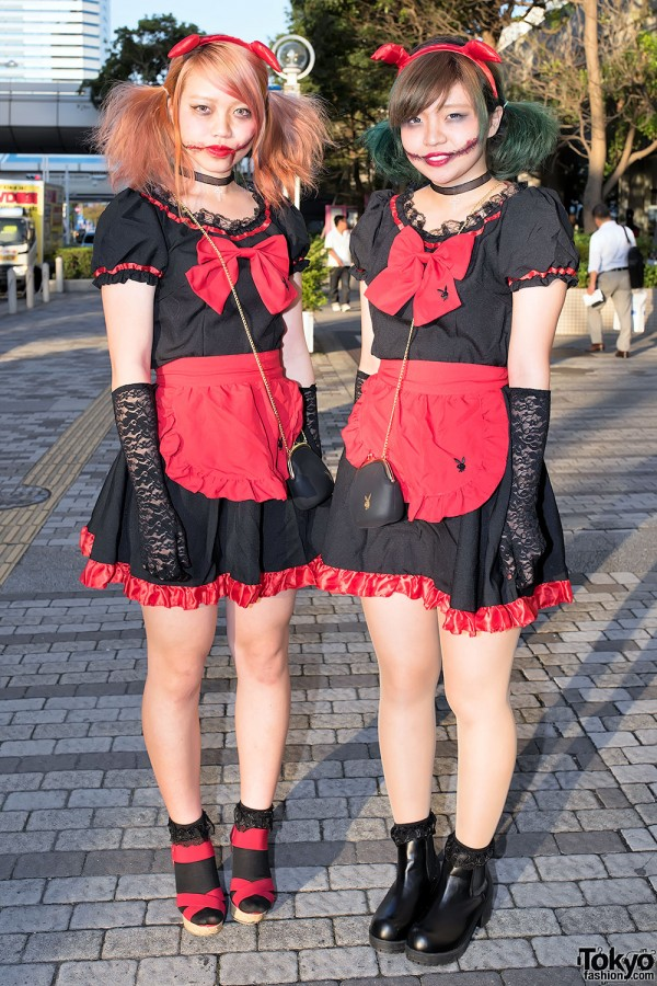 Vamps Halloween Costume Party in Tokyo (24)
