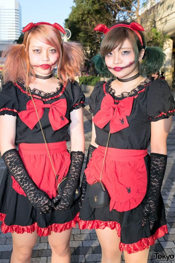 Vamps Halloween Costume Party in Tokyo (25)