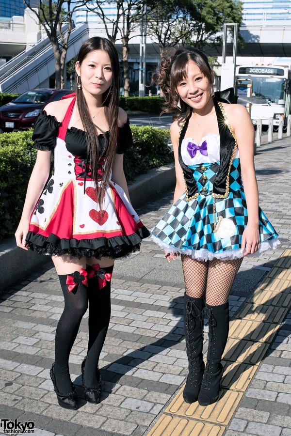 Vamps Halloween Costume Party in Tokyo (26)