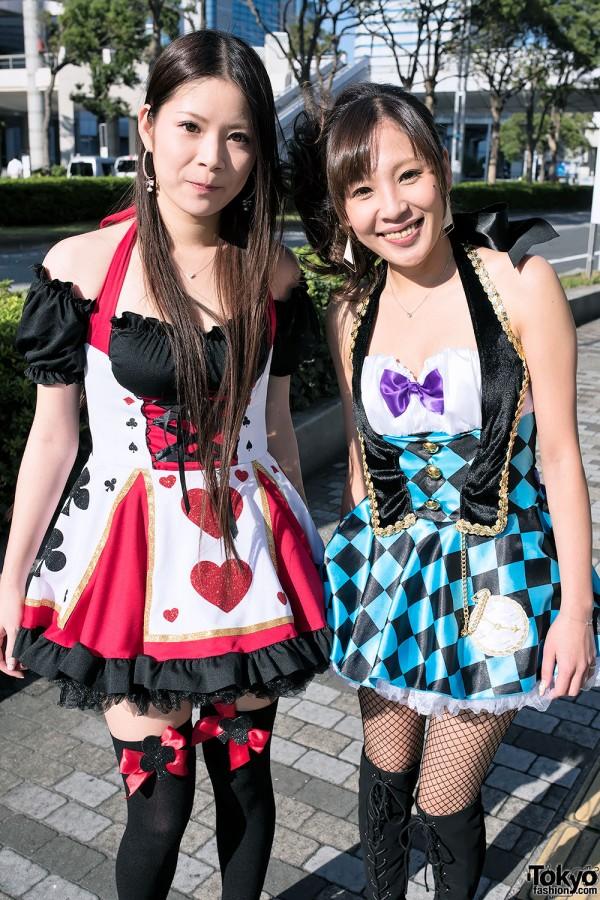 Vamps Halloween Costume Party in Tokyo (27)