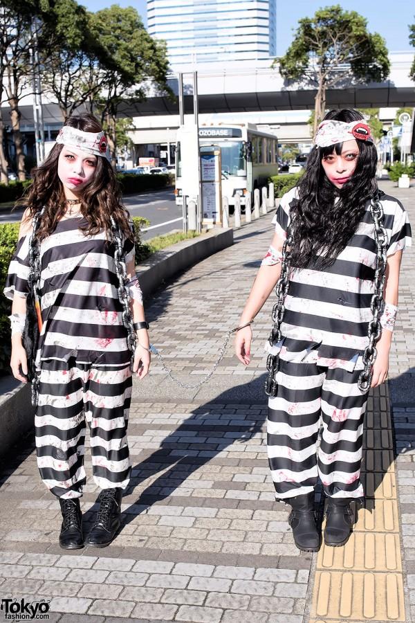 Vamps Halloween Costume Party in Tokyo (28)