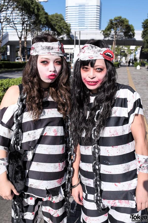 Vamps Halloween Costume Party in Tokyo (29)