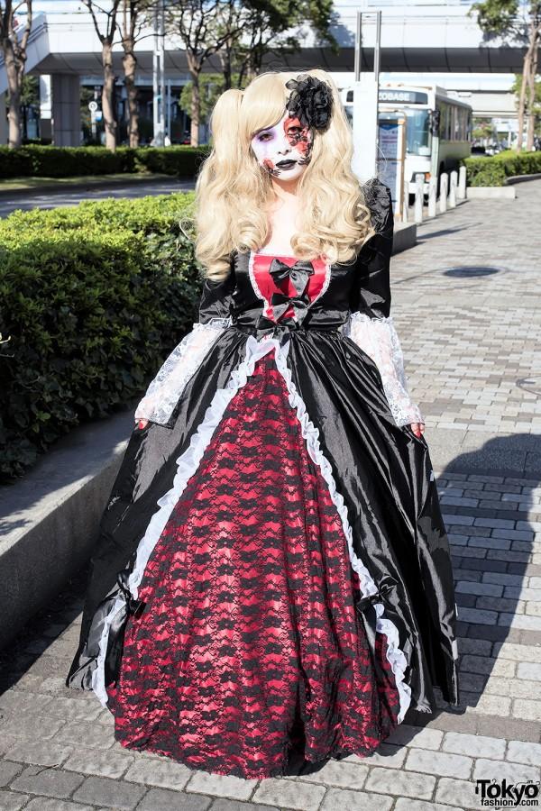 Vamps Halloween Costume Party in Tokyo (32)