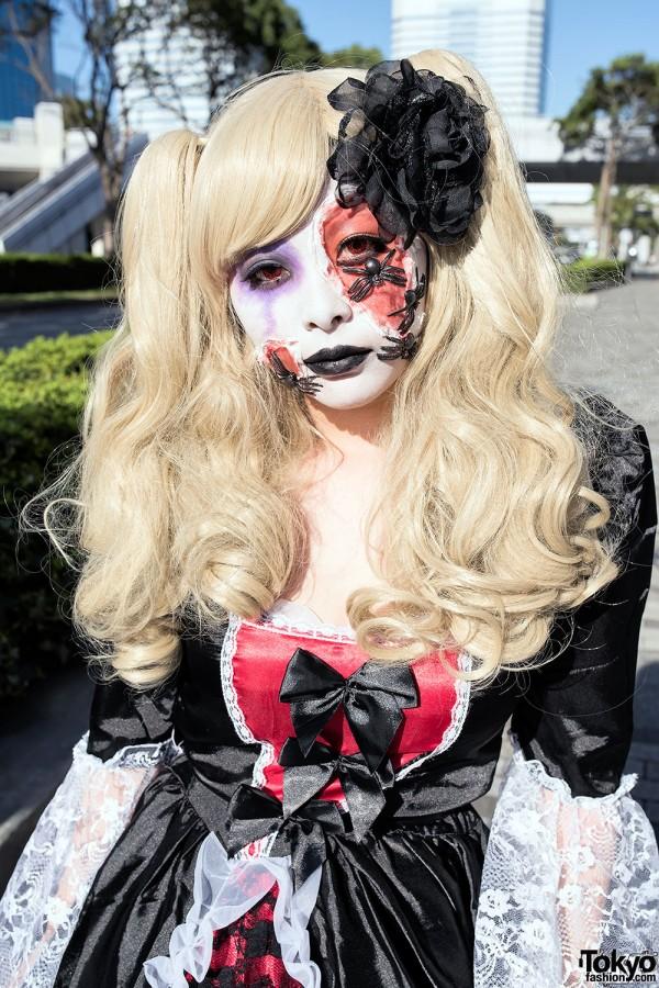 Vamps Halloween Costume Party in Tokyo (33)