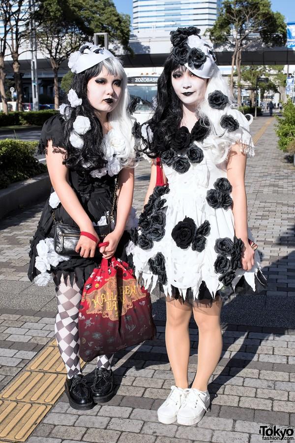 Vamps Halloween Costume Party in Tokyo (35)