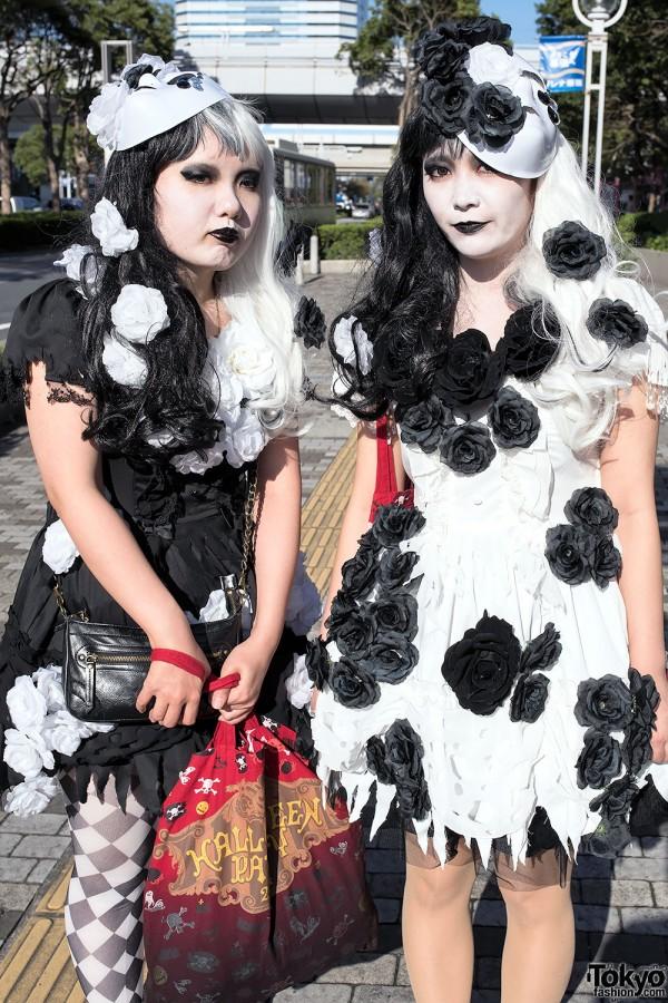 Vamps Halloween Costume Party in Tokyo (36)