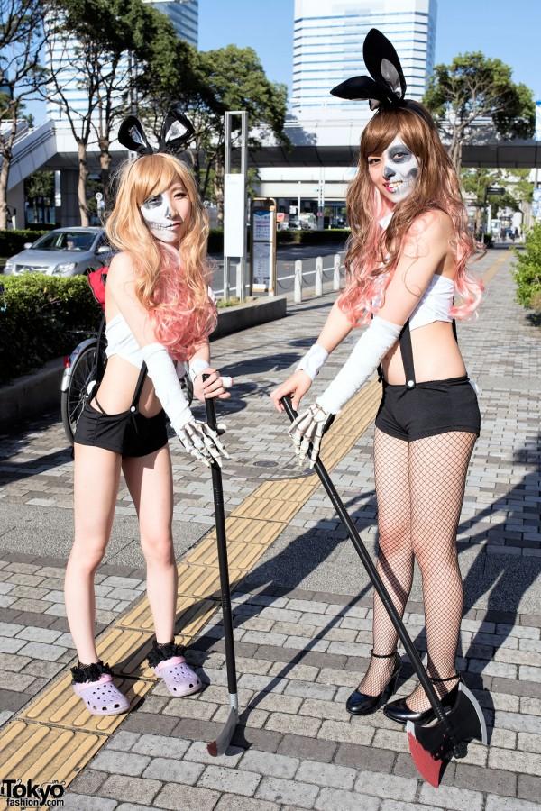 Vamps Halloween Costume Party in Tokyo (37)