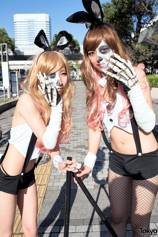Vamps Halloween Costume Party in Tokyo (38)