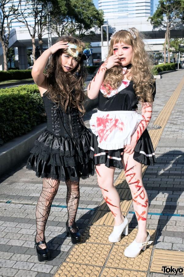 Vamps Halloween Costume Party in Tokyo (39)