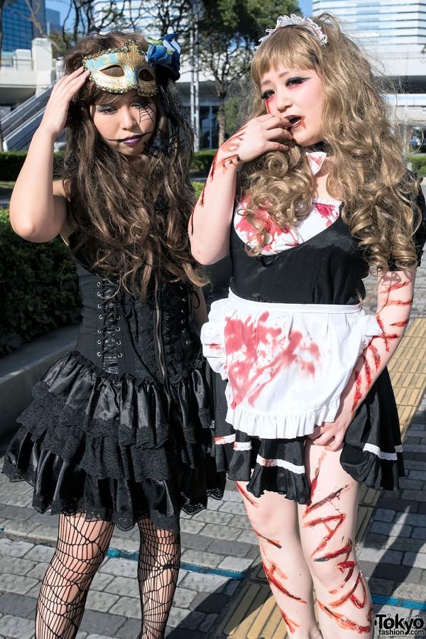 Vamps Halloween Costume Party in Tokyo (40)