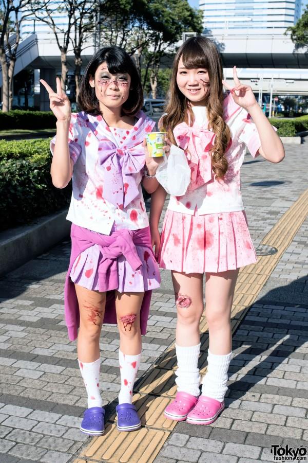 Vamps Halloween Costume Party in Tokyo (41)