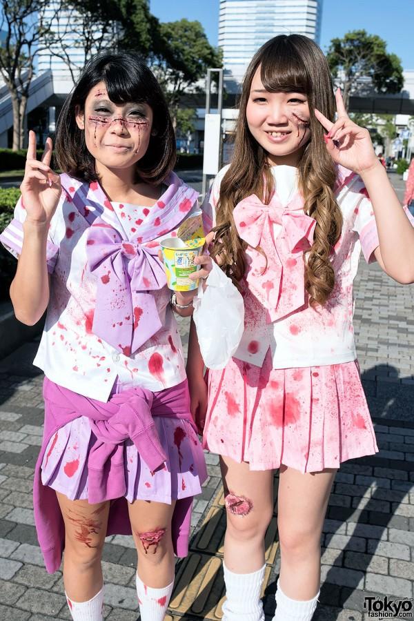 Vamps Halloween Costume Party in Tokyo (42)