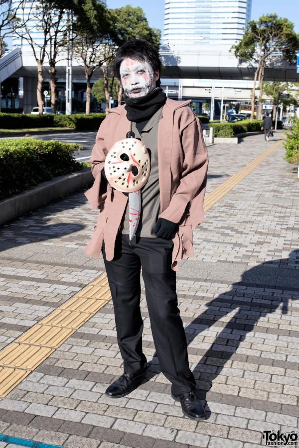Vamps Halloween Costume Party in Tokyo (43)