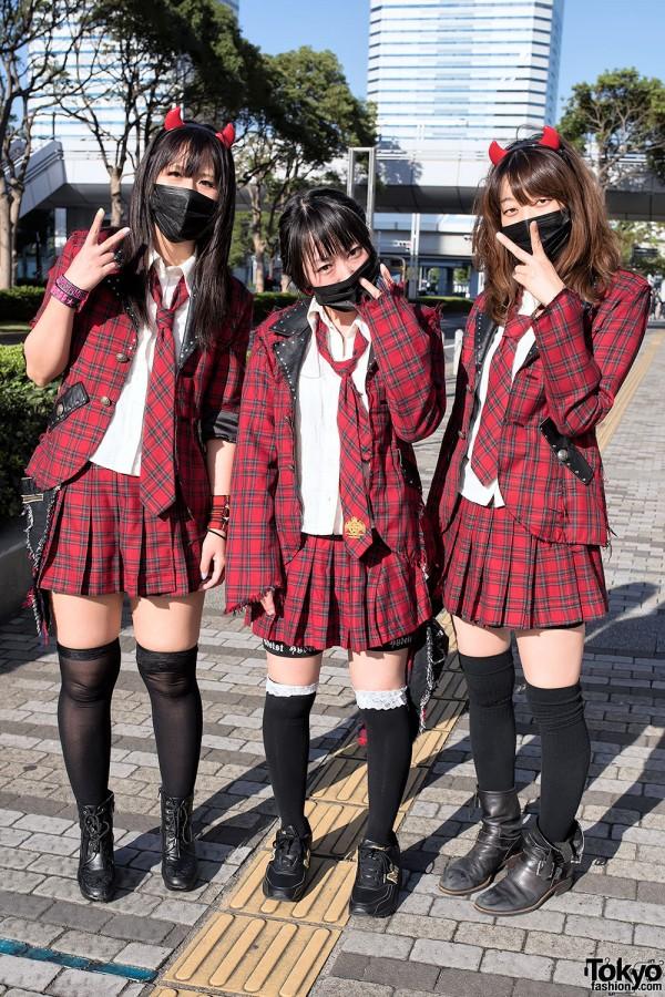 Vamps Halloween Costume Party in Tokyo (49)