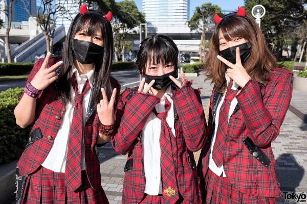 Vamps Halloween Costume Party in Tokyo (50)