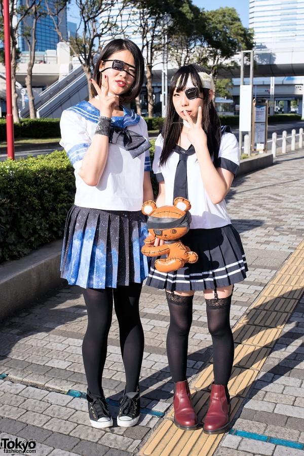 Vamps Halloween Costume Party in Tokyo (51)