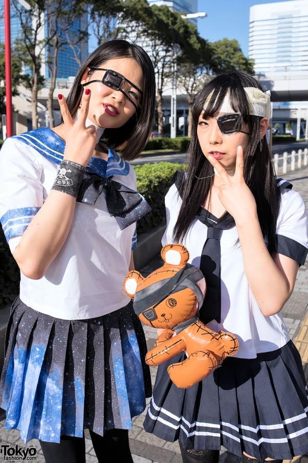 Vamps Halloween Costume Party in Tokyo (52)
