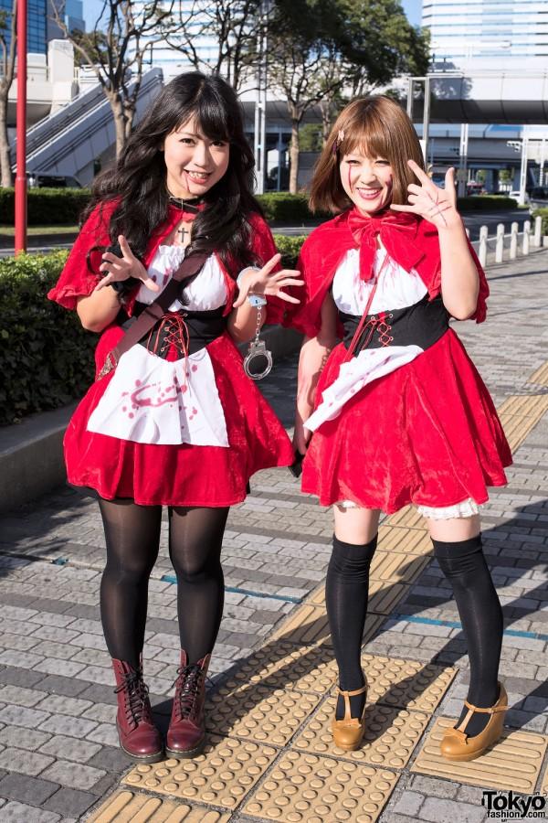 Vamps Halloween Costume Party in Tokyo (53)