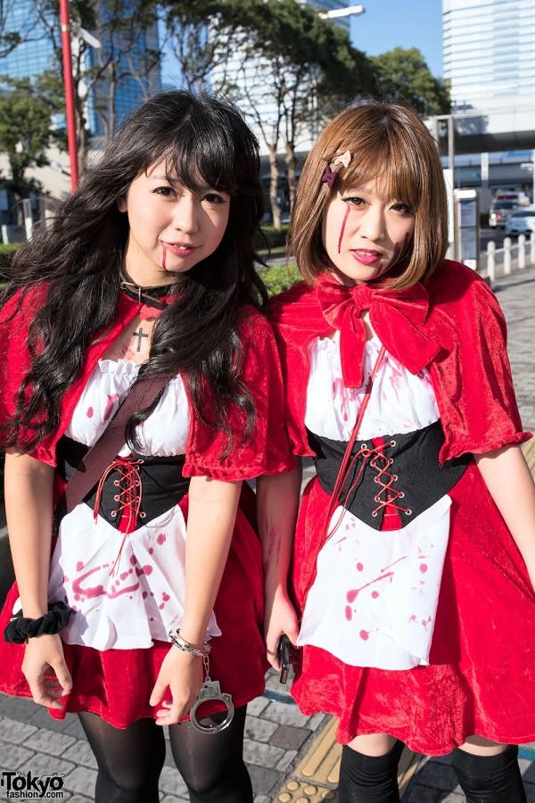 Vamps Halloween Costume Party in Tokyo (54)