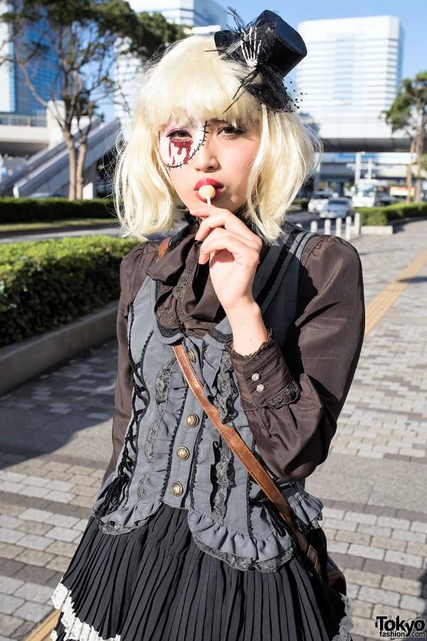 Vamps Halloween Costume Party in Tokyo (58)