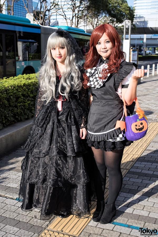 Vamps Halloween Costume Party in Tokyo (59)
