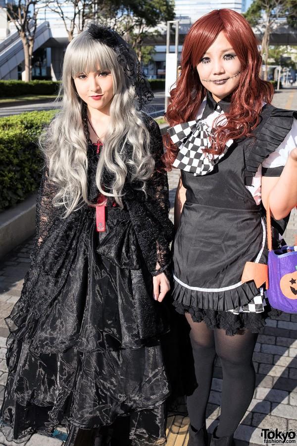 Vamps Halloween Costume Party in Tokyo (60)