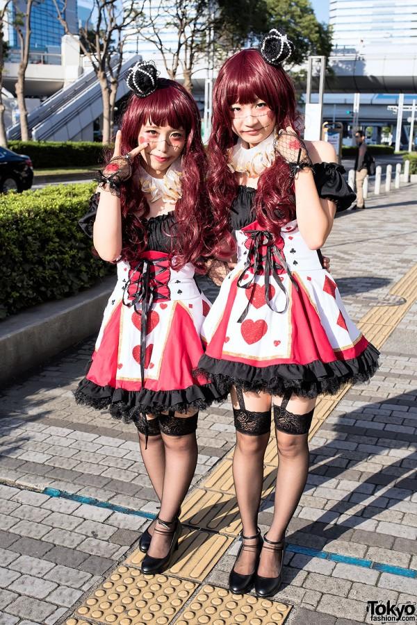 Vamps Halloween Costume Party in Tokyo (61)