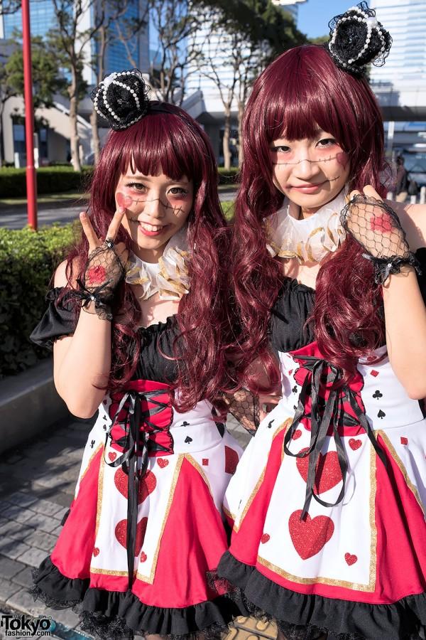 Vamps Halloween Costume Party in Tokyo (62)