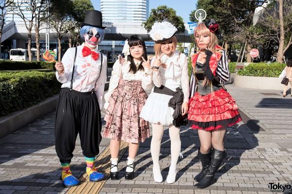 Vamps Halloween Costume Party in Tokyo (65)