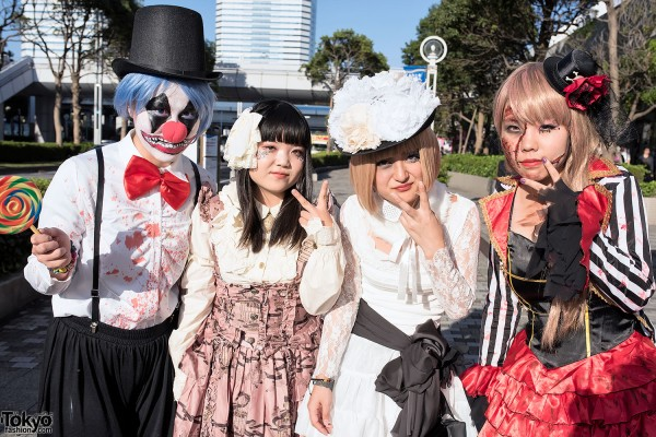 Vamps Halloween Costume Party in Tokyo (66)